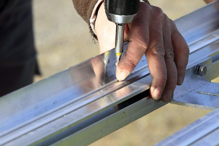 Fenêtres, portails et volets en aluminium sur-mesure